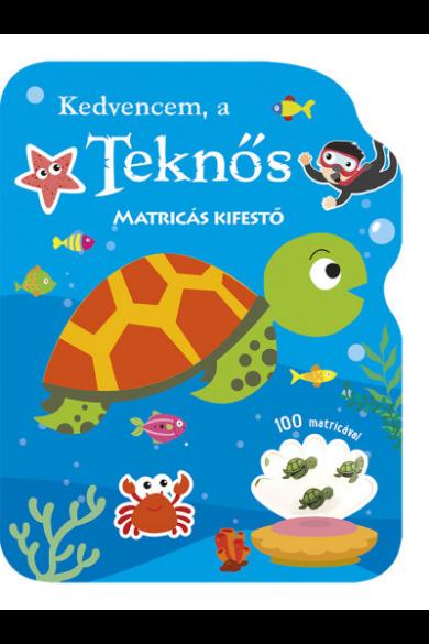 Kedvencem, a teknős