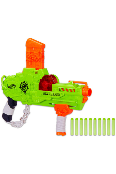 Nerf Zombie Strike Revreaper szivacslövő fegyver - Hasbro