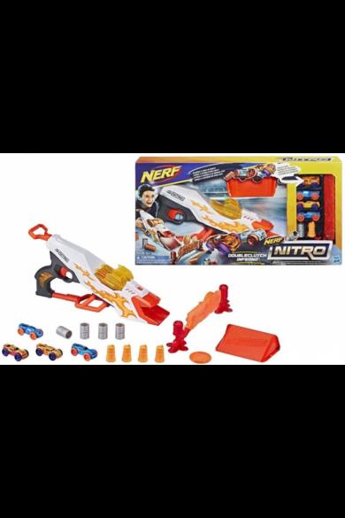 Nerf Nitro Doubleclutch Inferno autókilövő