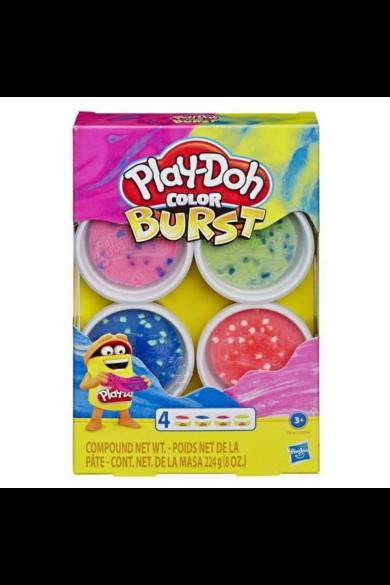 Play-Doh Slime Színbomba készlet - neon színek
