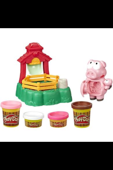 Play- doh Dagonyázó malacok