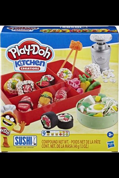 Play-Doh Sushi játékszett