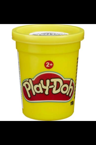 Playdoh gyurma 1 db-os - sárga