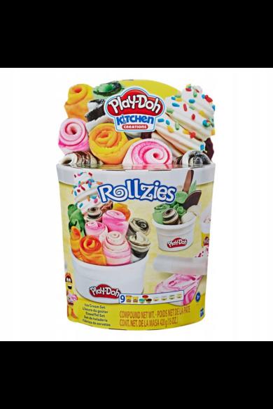 Play Doh Jégkrém készítő szett