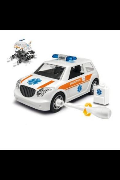 Revell JUNIOR KIT Orvosi ügyelet (0805)