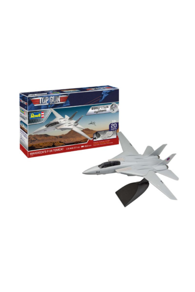 Revell Modell szett Easy Click F-14 Tomcat Top Gun 1:72 (64966)