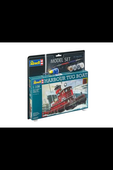 Revell Modell szett D - Harbour Tag (65207)