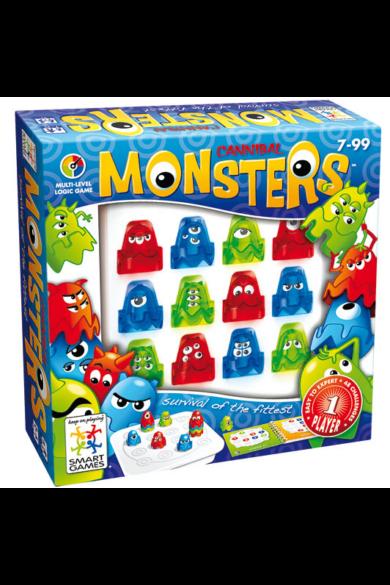 Cannibal Monsters - Szörnyfalók Smart Games
