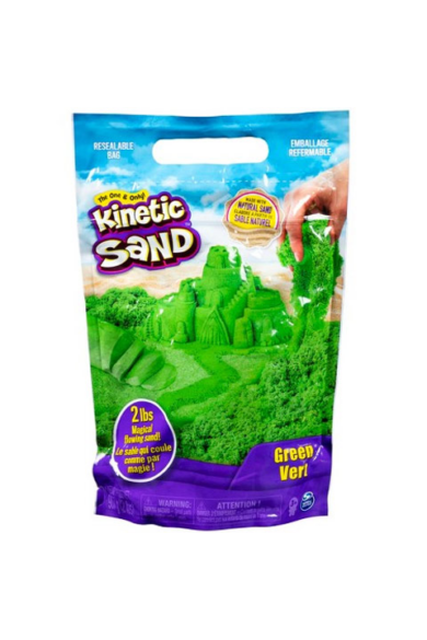 Kinetic Sand zöld 907 g