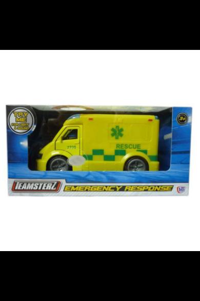 Sürgősségi szolgálat - sárga Teamsterz