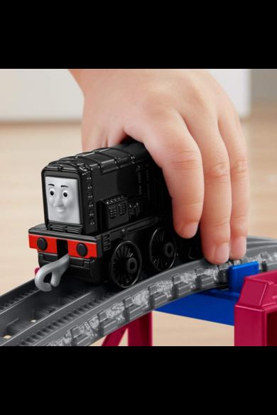Thomas Diesel áttörés az alagúton játékszett