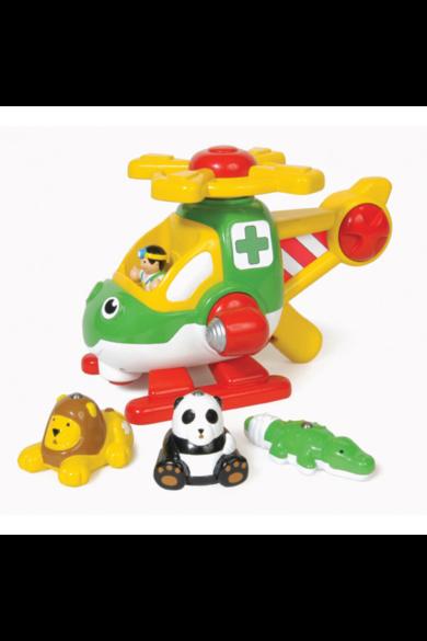 Harry az állatmentő helikopter Wow