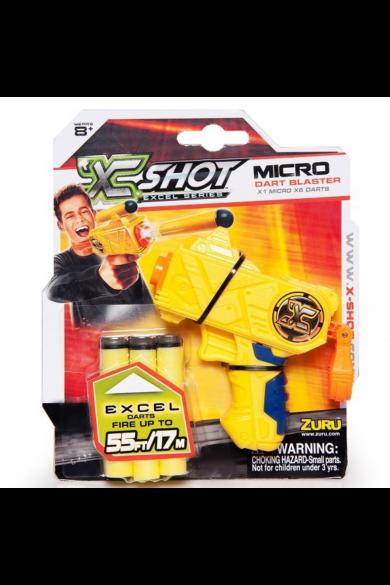 Mini pisztoly X Shot