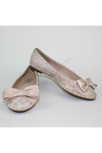 Eredeti CLARKS SUMERSET női bőr (velúr) kényelmi balerina cipő, kellemes drapp színben, extra puha talpbéléssel, lábfej része masnival díszített, uk4D 37 méretbenÁllapota: újszerűBelső talphossz: 23.5 cmSarokmagasság: 1 cm