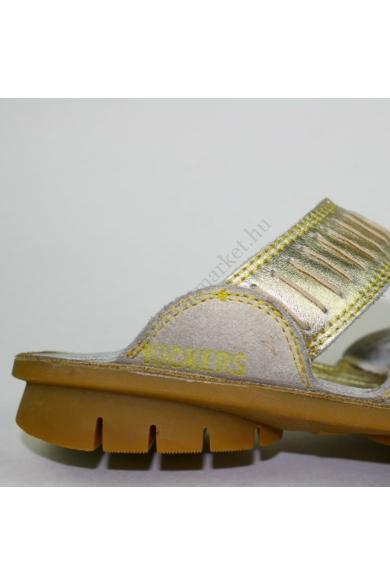 KICKERS női bőr kényelmi utcai papucs (36)