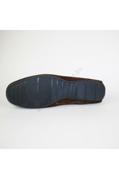 Eredeti FITANDGO férfi bőr (velúr) mokaszin uk8.5 43