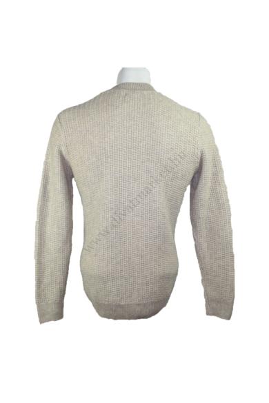 Eredeti GAP férfi kerek nyakú pulóver