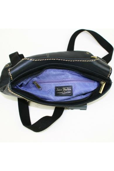 Eredeti JANE SHILTON női bőr oldal táska