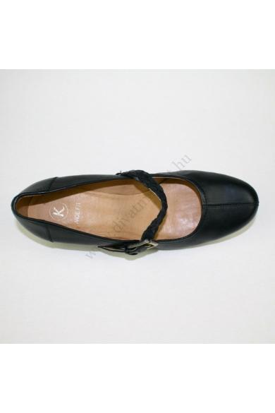 Eredeti K by CLARKS női bőr magassarkú cipő uk6.5E 40.5 méretben