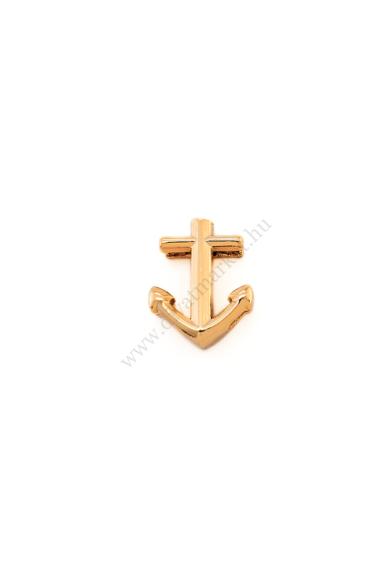 PARIS anchor (horgony) charm karkötő kiegészítő flexibilis karkötőhöz, a nyár sláger szimbóluma Színe: arany Anyaga: ötvözet Építs flexibilis karkötőt az általad választott charmokkal!