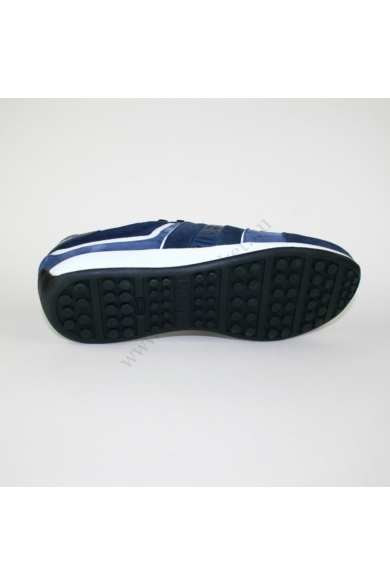 BIKKEMBERGS férfi bőr sportos cipő (42)