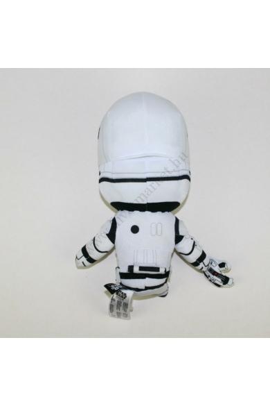 LUCASFILM STAR WARS CLONE plüss figura, plüss játék hasát megnyomva angolul beszél 26 cm magas állapota: újszerű