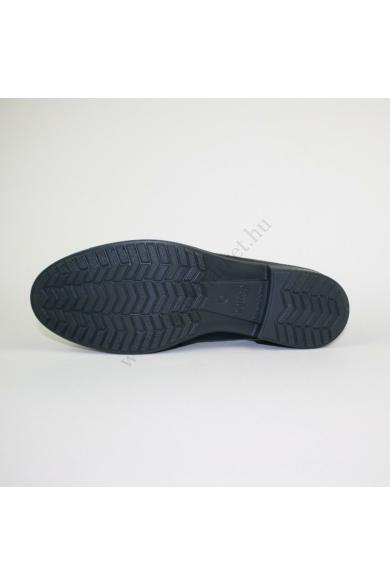 Eredeti HOTTER női bőr kényelmi cipő/mokaszin, kellemes kék, fehér színben, DORSET modell, extra puha kivehető talpbélése kényelmes viseletet biztosít, uk6 40 méretben Állapota: újszerű Belső talphossz: 25.5 cm Sarokmagasság: 2 cm