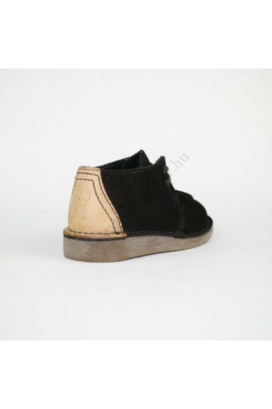 CLARKS ORIGINALS gyerek bőr (velúr) magasszárú cipő (29)