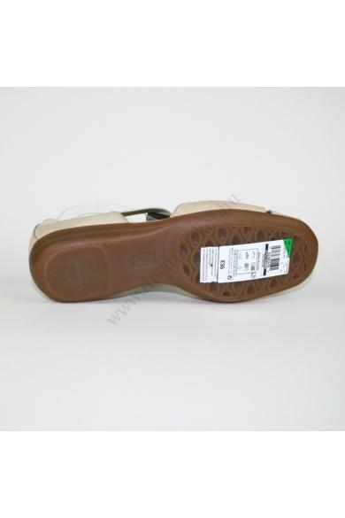 FOOTGLOVE női bőr kényelmi szandálcipő (37.5)