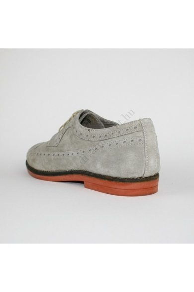 KANGOL férfi bőr (velúr) kényelmi cipő (45)