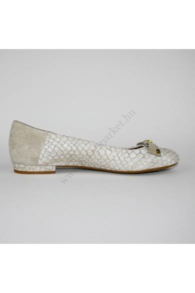LAMICA női bőr balerina cipő (40)