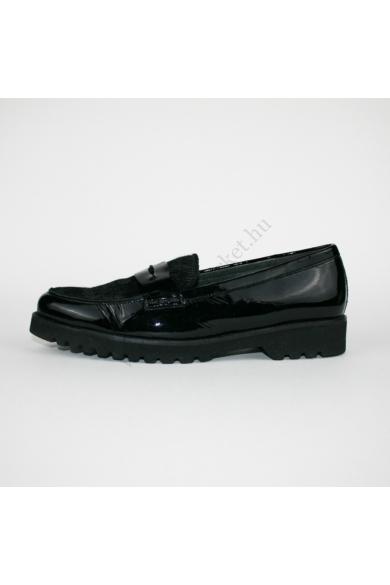 GABOR női lakk kényelmi cipő/mokaszin (38.5)