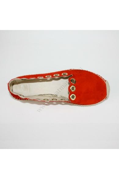 NAVYBOOT női bőr (velúr) espadrilles cipő (37)