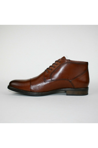 MERCEDES férfi bőr magasszárú cipő, 1031308 modell