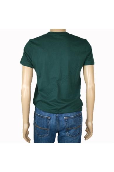 TOM TAILOR férfi rövid ujjú póló, zöld színvilággal, 1008171.XX.12 modell