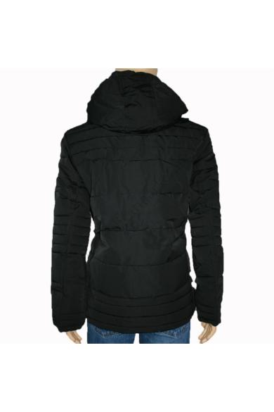 TOM TAILOR férfi téli vízálló kabát, fekete színvilággal, 1015051.XX.10 modellTOM TAILOR férfi téli vízálló kabát, fekete színvilággal, 1015051.XX.10 modell