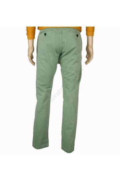 TOM TAILOR férfi hosszúnadrág, világos zöld színvilággal, 1007936.XX.10 modell