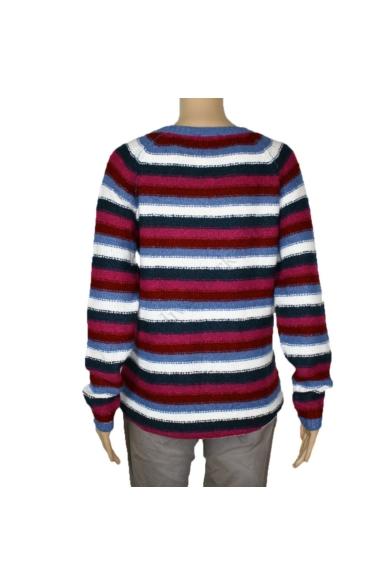 TOM TAILOR női kötött pulóver, többszínű színvilággal, 1005817.XX.70 modell