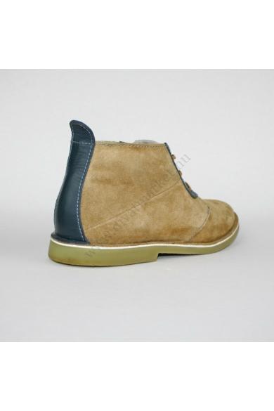 FLY53 férfi bőr (velúr) magas szárú cipő (44)