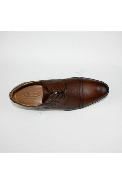 MERCEDES férfi bőr elegáns cipő