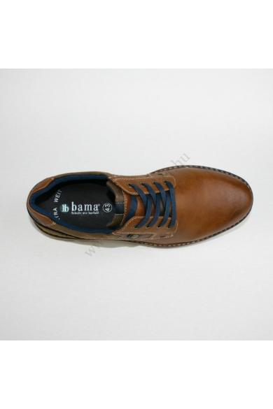 BAMA férfi kényelmi cipő, barna színben, 1029979 modell