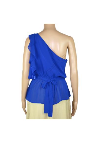 SISTERS POINT női felső/blúz, kellemes kék színvilággal, GERNO-T modell