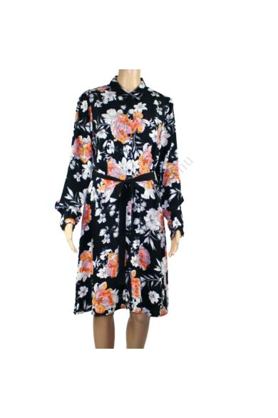 VERO MODA női ruha, kellemes fekete mintás színvilággal, 10214872 modell