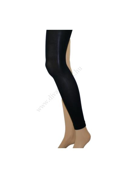SISTERS POINT női leggings, kellemes fekete színvilággal, LEGGINGS-6 modell, 80 den vastagságú, méret nélküli állapota: új és címkés, anyaga: 80 % nylon, 20% spandex.