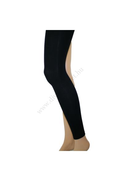 SISTERS POINT női leggings, kellemes fekete színvilággal, LEGGING-19 modell