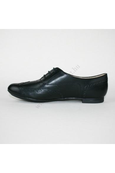 CLARKS SOMERSET női bőr kényelmi cipő (36.5)