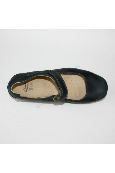 CLARKS ACTIVE AIR női bőr kényelmi cipő (38)