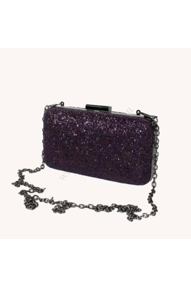 CARPISA női elegáns csillogó táska lila színben BC498402W1750001 modell