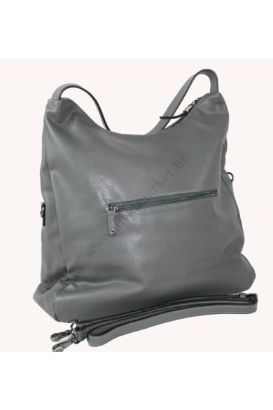 CARPISA női nagy méretű táska sötétszürke színben BS502802W17 modell