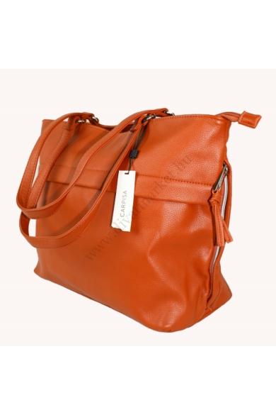 CARPISA női nagy méretű táska tégla színben BS465309W17 modell